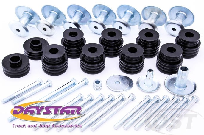 daystar body mounts