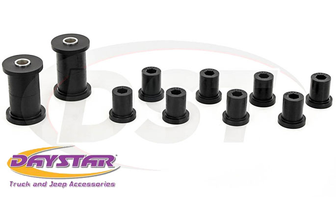 daystar leaf spring bushings