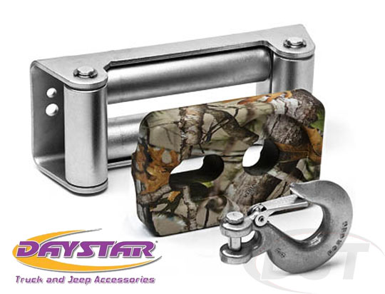 daystar universal winch accessories