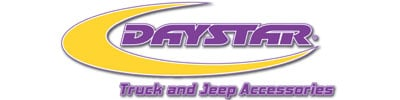 Jeep Wrangler JK Suspension Parts Made By DAYSTAR