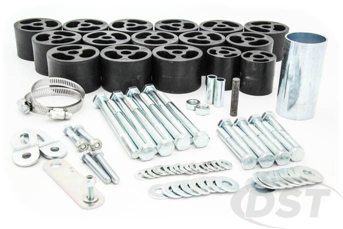 performance accessories lift and leveling kits