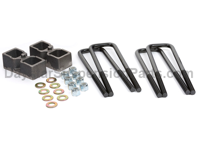 kg09121 Rear Lift Blocks - 2 Inch