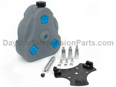 Jeep Wrangler JK 2008 Jeep Cam Can Kit - Potable Water - Grey/Blue