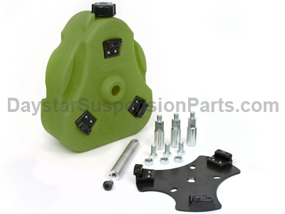 Jeep Wrangler JK 2008 Jeep Cam Can Kit - Liquid Transfer - Green