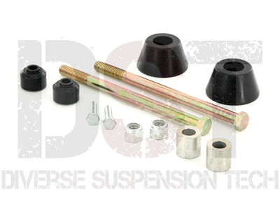 Toyota Tacoma 4WD 1995 Differential Drop Kit
