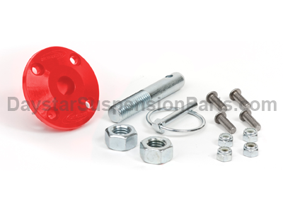 ku71104re Hood Pin Kit - Red