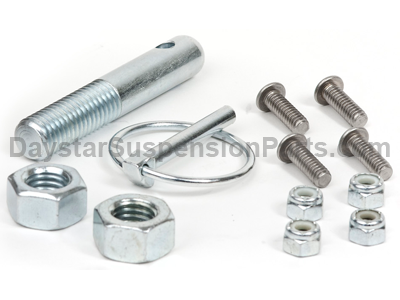 ku71106 Hood Pin Hardware Kit
