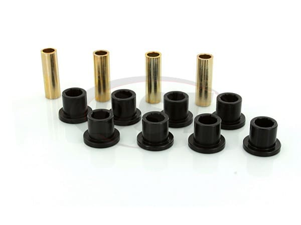 Front Leaf Spring Bushings - 1 1/4 Inch