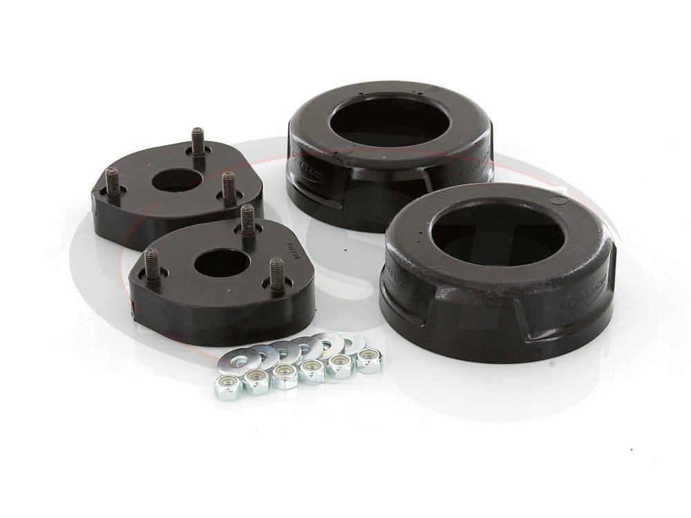 kc09114bk Suspension Lift Kit Combo - 2-1/2 Inch