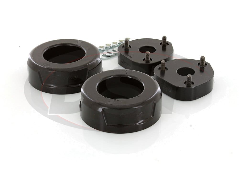 kc09114bk Suspension Lift Kit Combo - 2-1/2 Inch