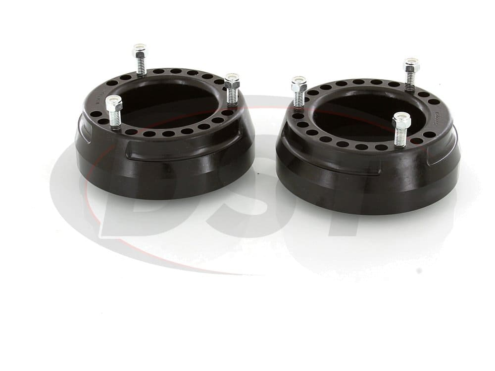 kc09117bk Front Coil Spring Spacers - 1 Inch