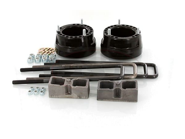 Suspension Lift Kit Combo - 2 Inch