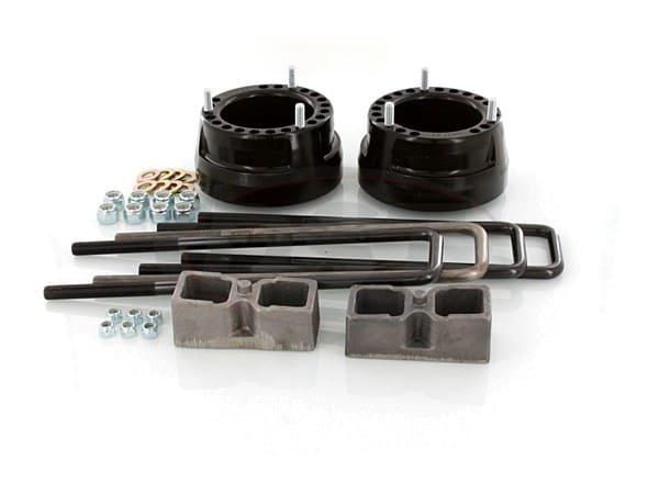Suspension Lift Kit Combo - 2 Inch