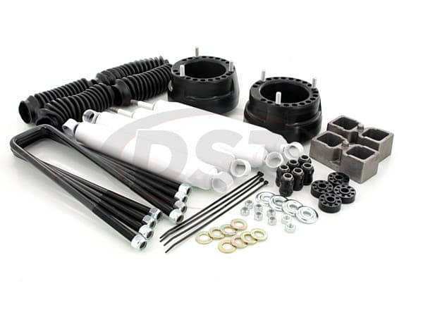 Suspension Lift Kit Combo - 2 Inch - Dana 60