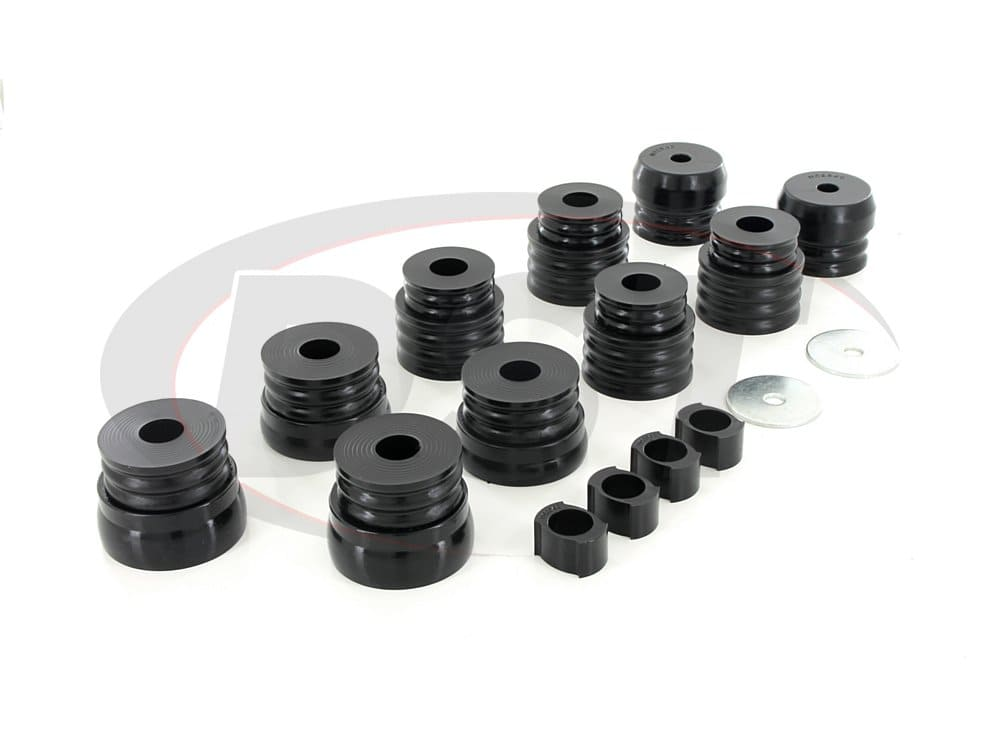 kf04009bk Body Mount Bushings and Radiator Support Bushings