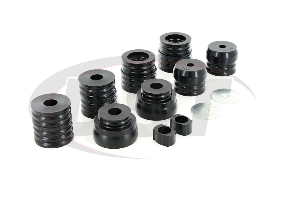 kf04015bk Body Mount Bushings and Radiator Support Bushings - Ford Explorer Sport Trac