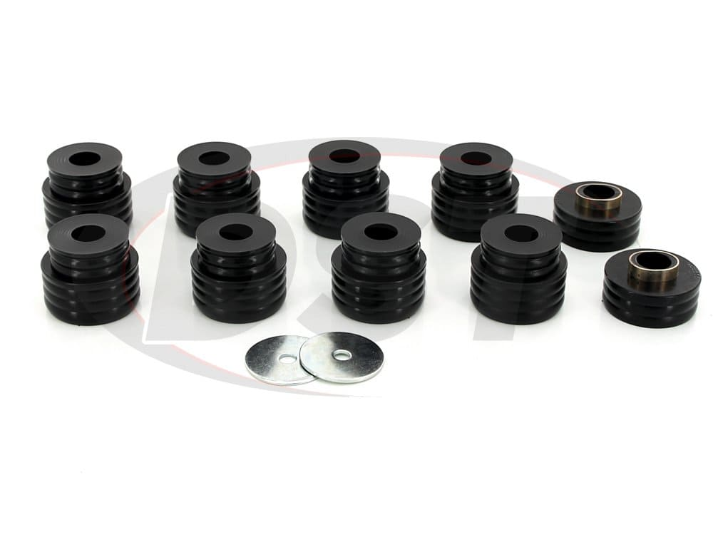 Body Mount Bushings Kit - Super Duty