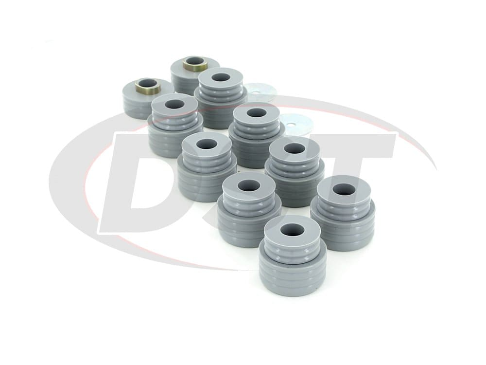 kf04050kv Body Mount Bushings Kit - Kevlar