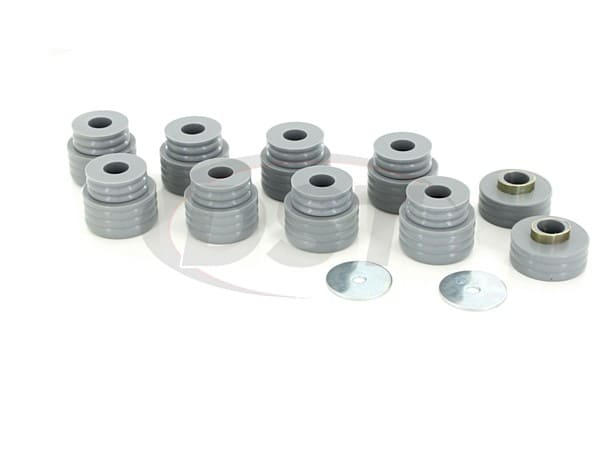 Body Mount Bushings Kit - Kevlar