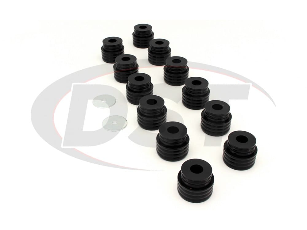 kf04051bk Body Mount Bushings Kit - Ford Excursion