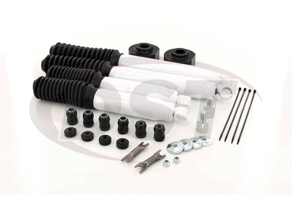 kf09050bk Front Leveling Kit - 2 Inch