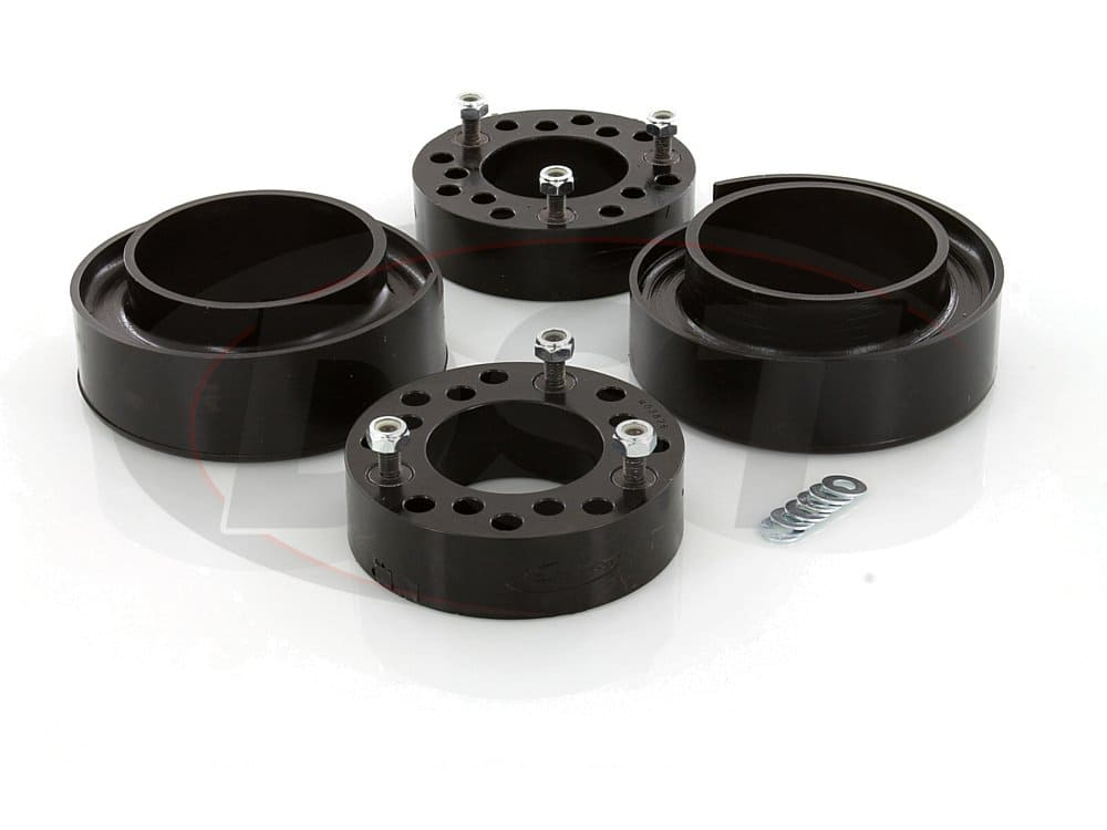kf09110bk Suspension Lift Kit Combo - 2 Inch