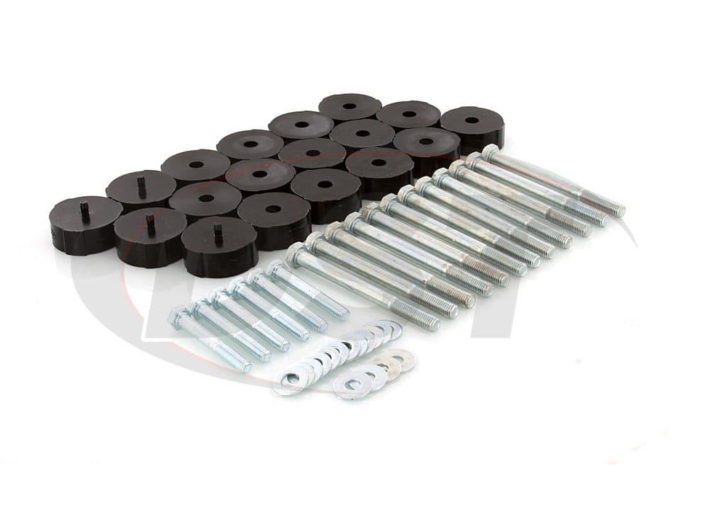 kg04501bk Body Lift Kit - 1 Inch