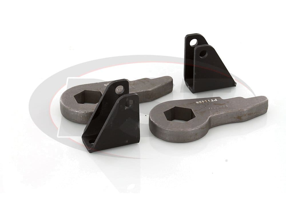 kg09106 Front Leveling Kit - Torsion Bar Suspension - 2 Inch