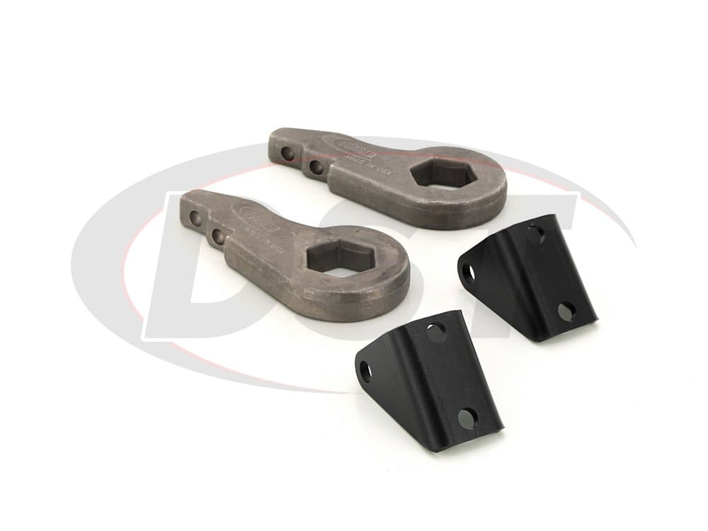 kg09114 Front Leveling Kit - Torsion Bar Suspension - 2 Inch