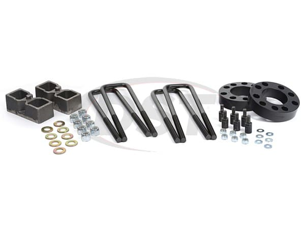 Front and Rear Lift Kit - 2 Inch