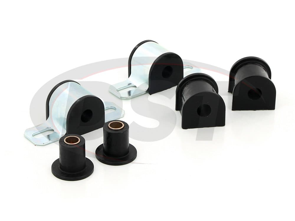 kj05013bk Rear Sway Bar Bushings - 15mm (0.59 Inch)