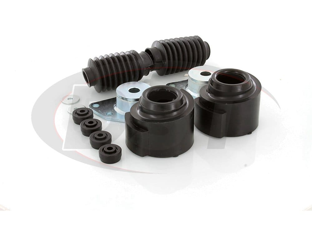 kj09117bk Front Leveling Kit - 2 1/2 Inch