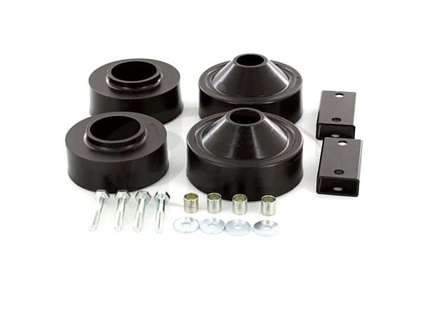 Front and Rear Lift Kit - 1-3/4 Inch