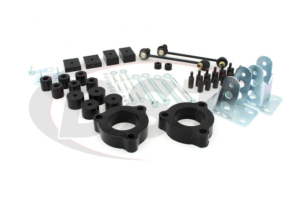 kj09168bk Jeep Renegade Lift Kit - 1.5 Inch