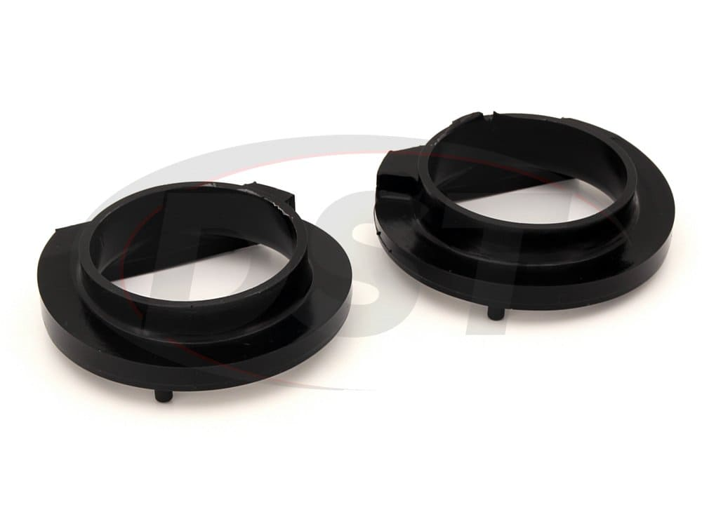 kj09180bk Front Coil Spring Isolator - Bow Correction for MOPAR Lift Kits