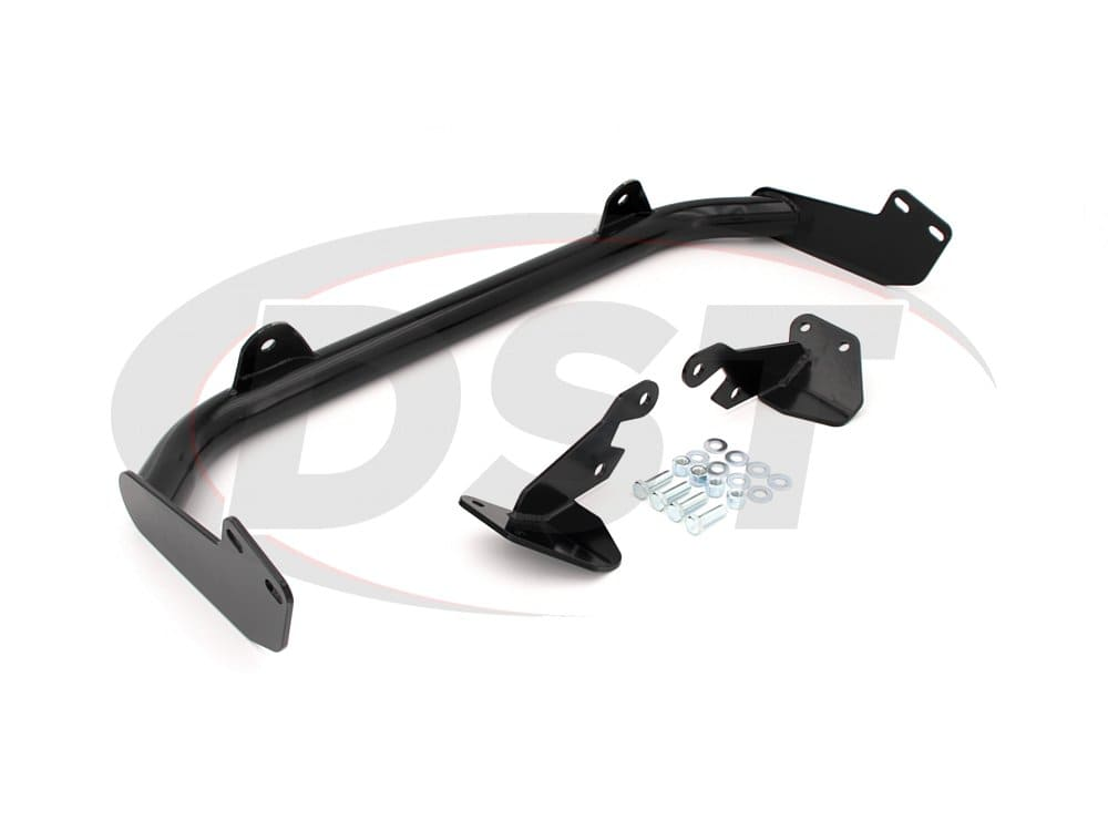 kj50005bk Frame Mounted Bull Bar - Trailhawk Model ONLY