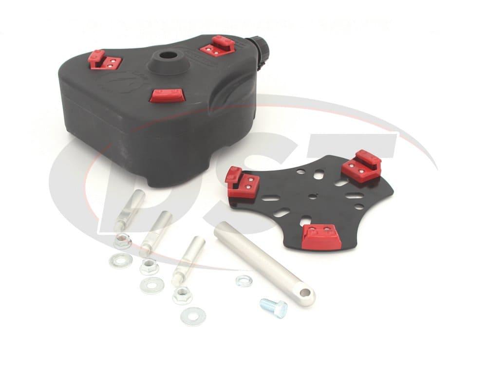 kj71035bk Jeep Cam Can Kit - Liquid Transfer - Black