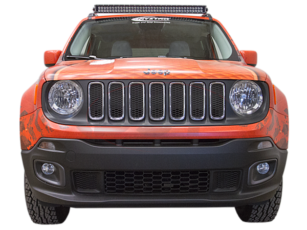 kj81000bk Led Light Bar Kit - 40 Inch - Jeep Renegade