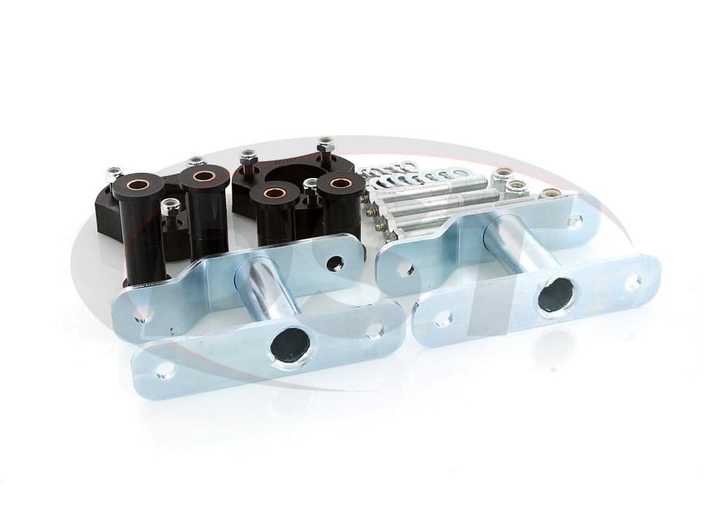 kn09105bk Suspension Lift Kit Combo - 2 Inch