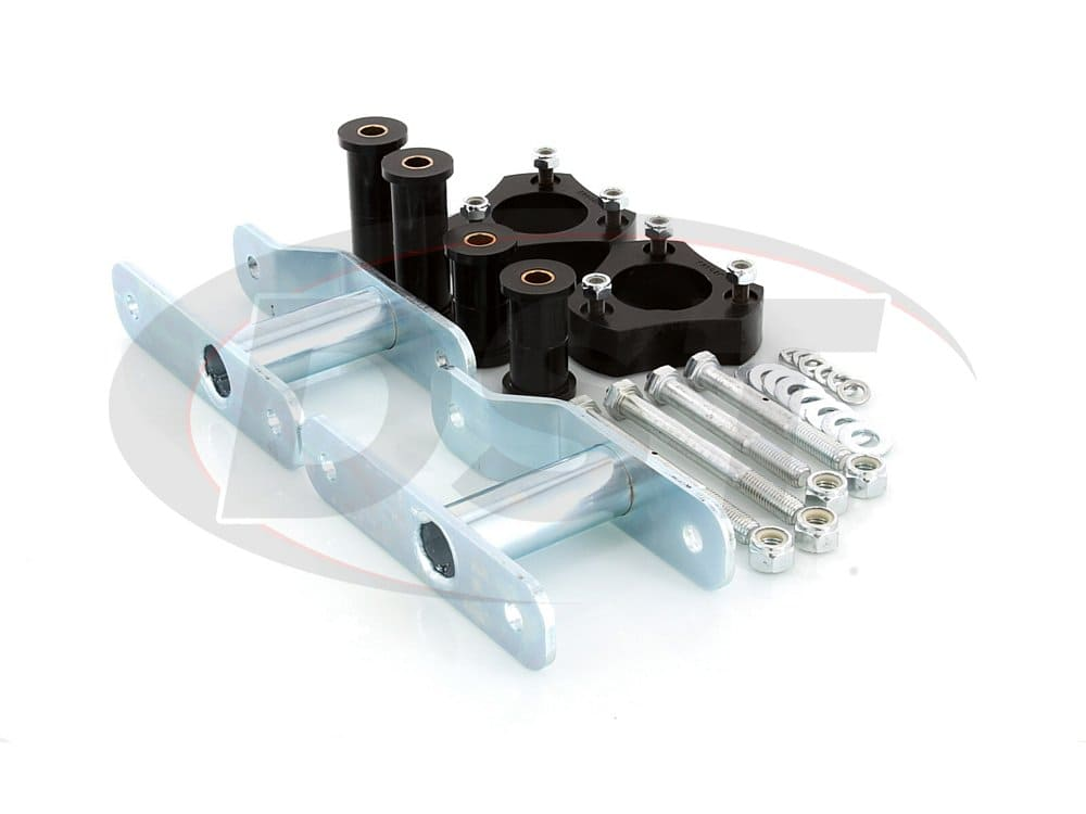 kn09105bk Suspension Lift Kit Combo - 2 Inch