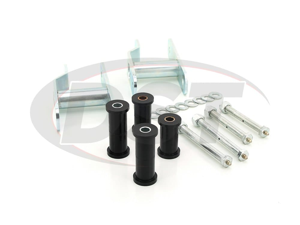 kn09107bk Rear Lift Block Kit - 1.5 Inch