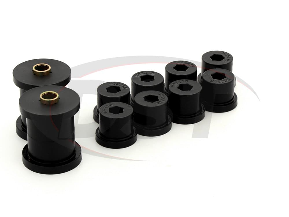 ks02001bk Front and Rear Spring Shackle Bushings
