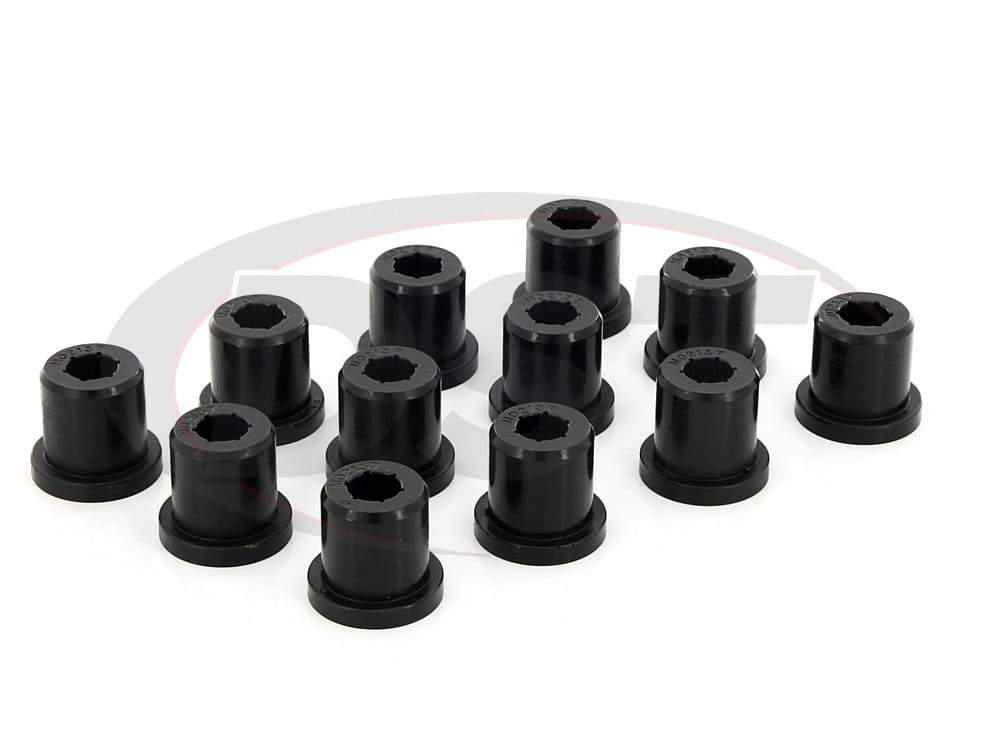 kt02006bk Front or Rear Spring and Shackle Bushings