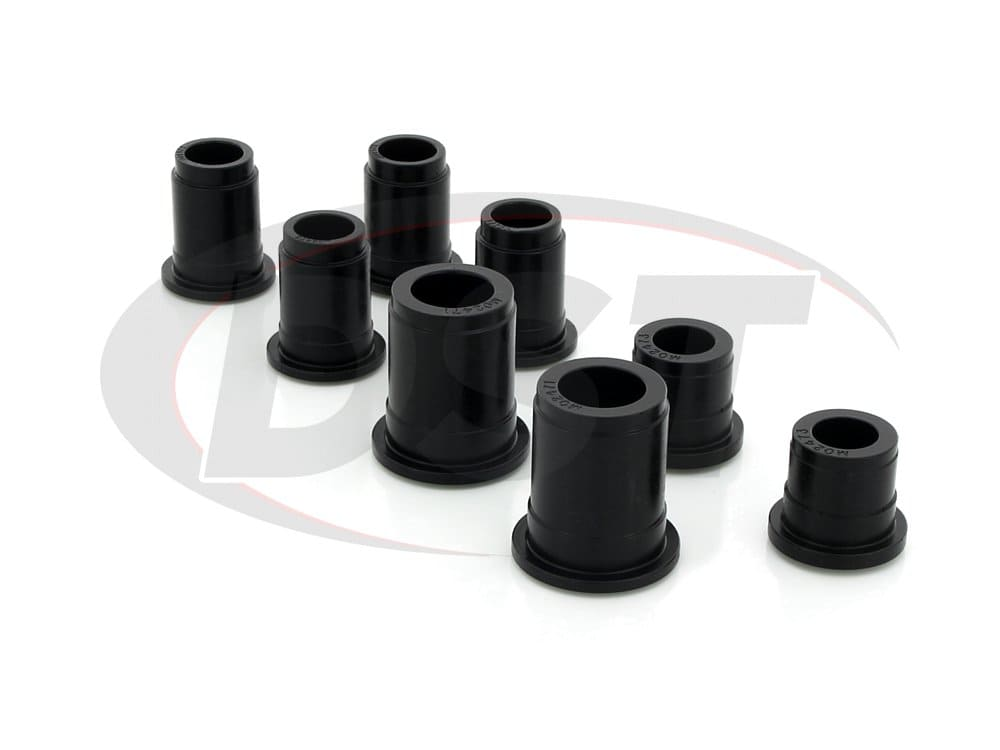 kt03008bk Front Upper and Lower Control Arm Bushings