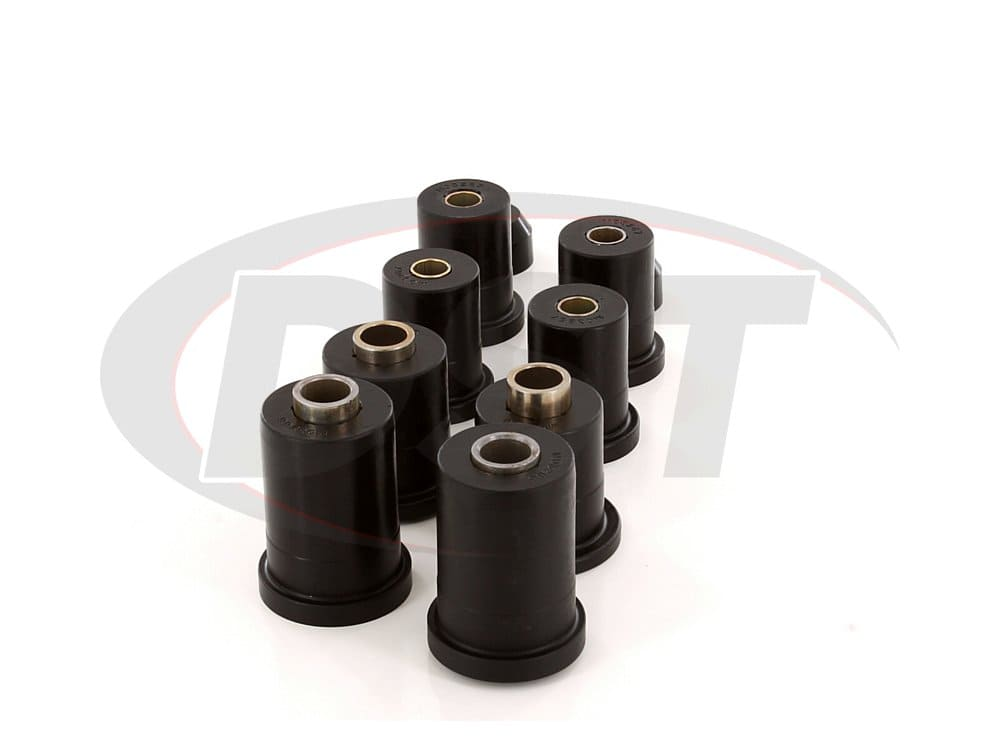 kt03012bk Front Upper and Lower Control Arm Bushings