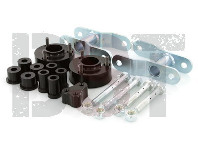kt09102bk Suspension Lift Kit Combo - 2-1/2 Inch