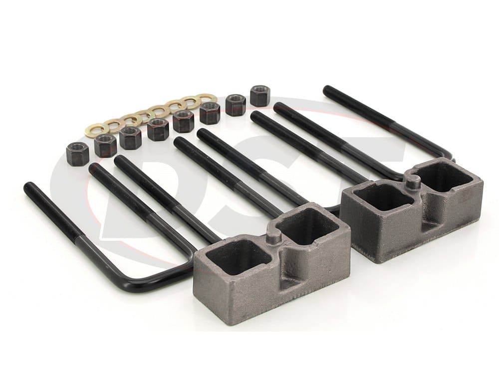 kt09121 Rear Lift Block Kit - 2 Inch