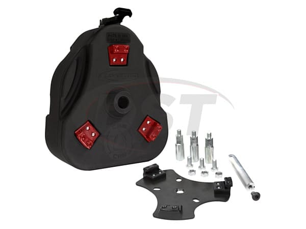 kt71001bk Cam Can Complete Kit - Liquid Transfer - Black