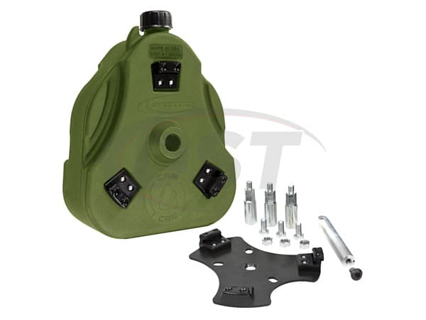 kt71001gn Cam Can Complete Kit - Liquid Transfer - Green
