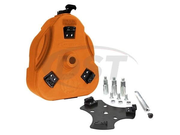 kt71001or Cam Can Trail Box Kit - Orange